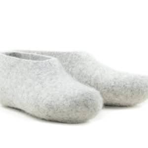 Felt slippers-0