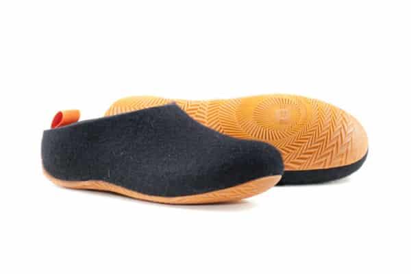 Felt shoes-436