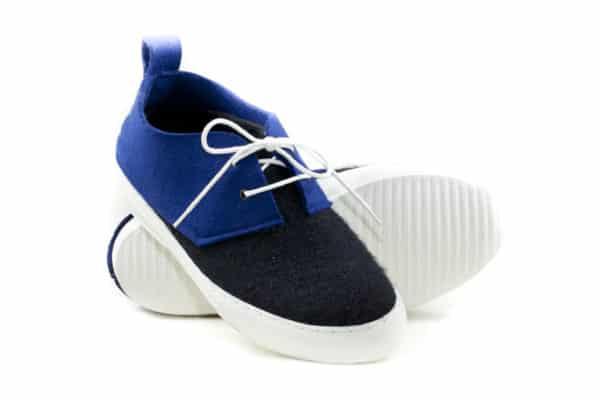 Felt sneakers-424