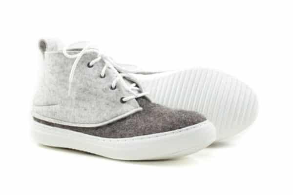 Felt sneakers-421