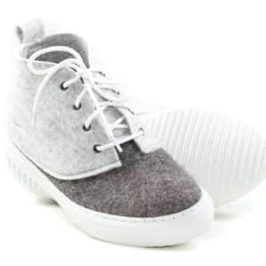 Felt sneakers-422