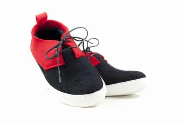 Felt sneakers-425
