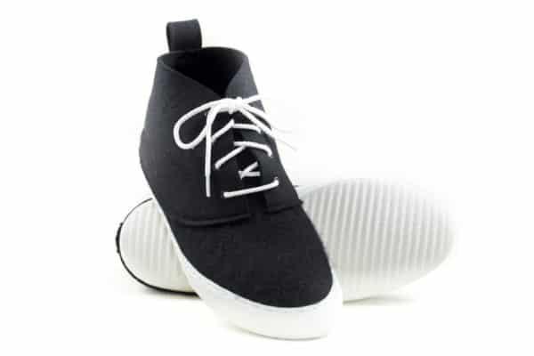 Felt sneakers-423
