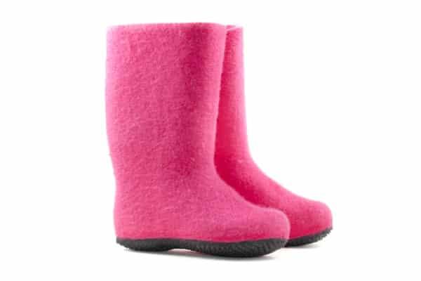 Felt boots for women-0